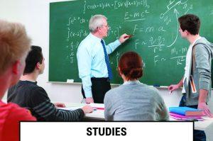Online studies en studies in het buitenland