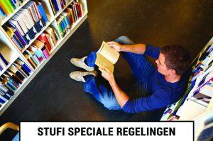 Speciale regelingen studiefinanciering